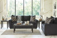 Wixon Sofa, Loveseat & Maysville Table Set