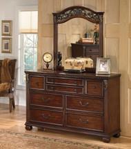 Leahlyn Dresser & Mirror