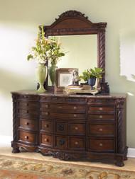 North Shore Dresser & Mirror