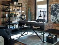 Starmore Office Desk, Chair & Bookcase