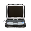 Toughbook CF-19 MK6 front view