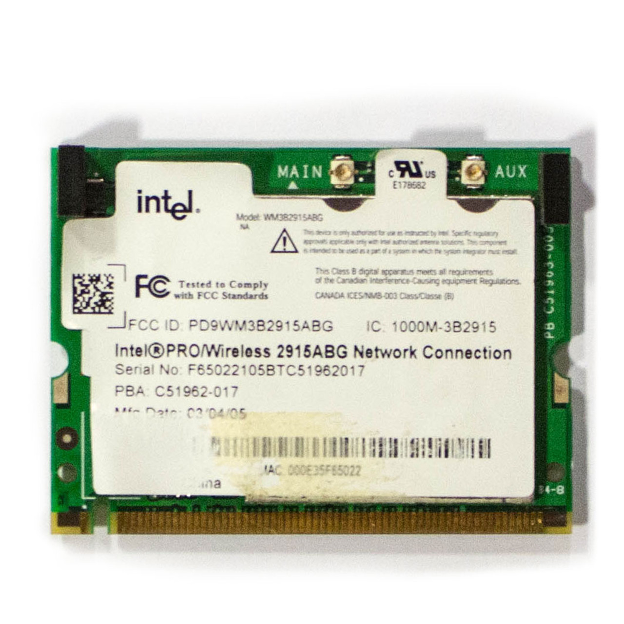 how to connect wifi card to motherboard