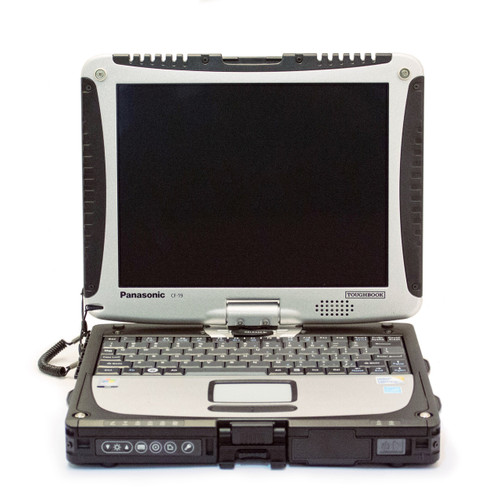 Toughbook 19 front