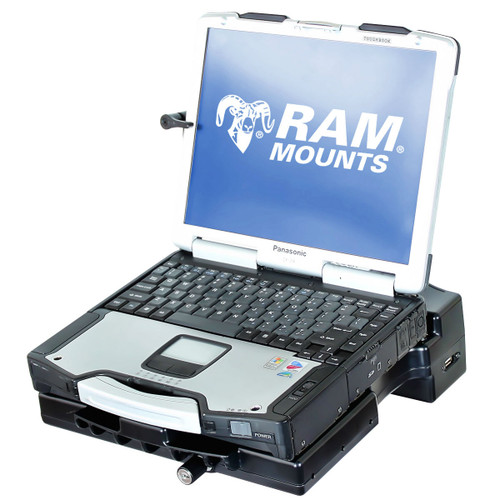 RAM Mount Tough-Dock with Toughbook CF-29