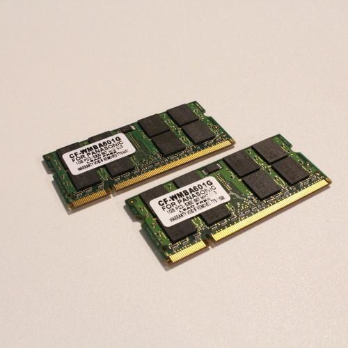 Panasonic 1GB Memory (Pack of 2)