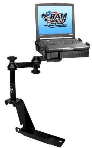 No-Drill™ Laptop Mount for the Ford Explorer, Explorer Sport Trac & Mercury Mountaineer