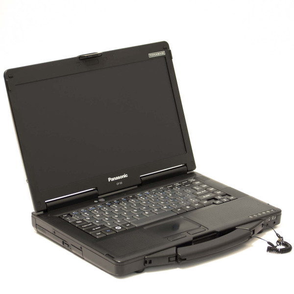 Toughbook CF-53 Core i5 2.5GHz with Touch Screen - Bob ...