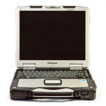 Actual refurb Toughbook 30 from our warehouse