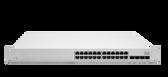 Meraki MS250-24P L3 Stck Cld-Mngd 24x GigE 370W PoE Switch