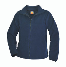Adult  Fleece Jacket Fullzip