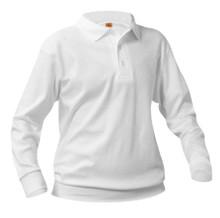 Interlock Overshirt Ls-White