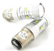 Billet Ultra-Bright White Lamps - MP-1157-BLT-White