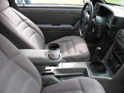 1987-1993 Mustang Replacement Lid w/ Single Drink Holder