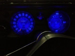 1964-65 Riviera Dash Gauges - MP-635-RIV-GA-BLU