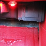 Interior LED Kit - MP-646566-INT-RED-DLX - For Pony Interior