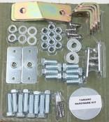 3pt Conv. Hdware for Pre 1974 Camaro Seatbelts (Call for Prices)