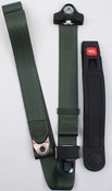 3pt Seatbelt Non Retractable Style (Call for Prices)