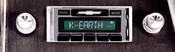 Custom AutoSound 1966 Impala/Caprice USA-630 In Dash AM/FM