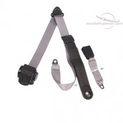 Seatbelt Planet 3pt Ret End Release Cable Style L/S Seat Belt