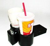 1968-1977 VW Beetle Dashboard Plug & Chug Drink Holder