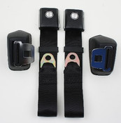 Seatbelt Solutions 1968-77 Ford Bronco Retractable Lap Belts 1