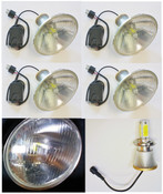 "Four 5 3/4"" Lamp Kit #MP-5-UB-LED"