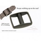 Seatbelt Planet Webbing Roll Up Retractor
