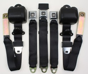 1982-88 GM G-Body Seat Belts for Bench Seats