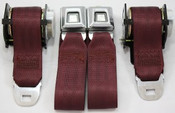 1974-81 Camaro Rear Seat Belts 1