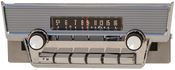 1958 Ford Thunderbird AM/FM Stereo Radio with bluetooth