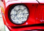 LED Headlamp for Mustangs- MP-LED-HD-KIT 2