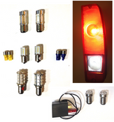 1966-77 Bronco LED Lamps Kit Your Gauges-MP-6677-LED-BRC-KIT