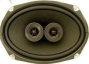 Antique Automobile 6x9 Low Profile Speaker Dual Voice Coil Speaker
