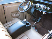 Ford Bench Seat Console & Cup Holder