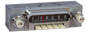 1962-63 Ford Falcon AM/FM/Stereo Radio with bluetooth