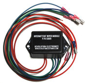Revolution Electronics Intermittent Wiper Module pt#13009