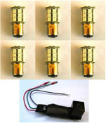 Impala LED Sequential Tail light Kit - MP-63-IMP-SEQ-BKUP LED