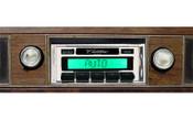 Custom AutoSound 1956 Cadillac USA-630 In Dash AM/FM