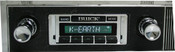 Custom AutoSound 1957-58 Buick Special USA-630 In Dash AM/FM