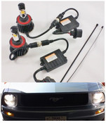 LED Head Light Kit  MP-0509-H13