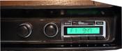 Custom AutoSound 1971-73 Charger USA-230 In Dash AM/FM
