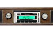 Custom AutoSound USA-230 In Dash AM/FM 16 for Cadillac