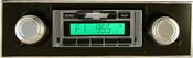 Custom AutoSound USA-230 In Dash AM/FM 16  Camaro