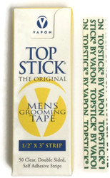 "Vapon TopStick Straight Strips 1/2"" x 3"""
