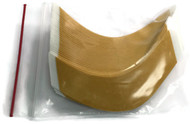Brown Liner White Cloth Hairpiece Tape Contour A