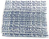 "True Tape Extended EMT Medical Tape Contour D Straight 1"" x 3"""