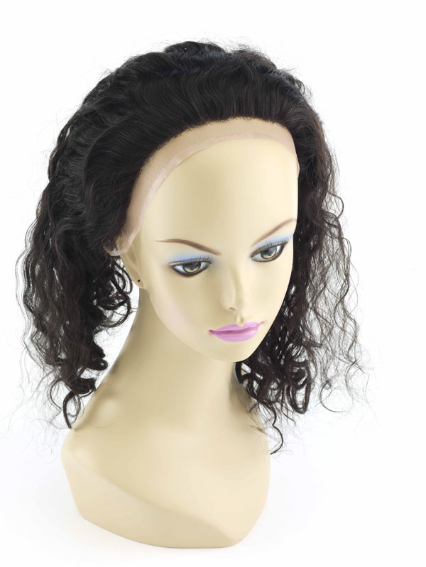 Create a Captivating Customized Look with Human Hair Lace Front Wigs