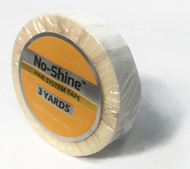 "Walker No Shine Bonding Tape Roll 1/2"" x 3 yards"