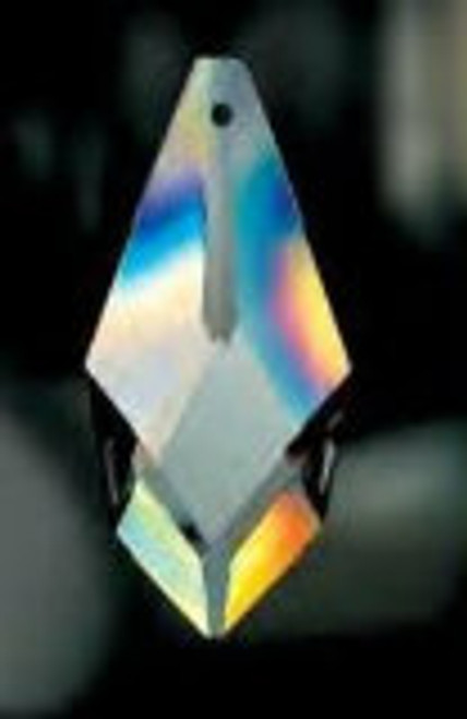Asfour 871 Ice Drop 38mm Clear Crystal Prisms