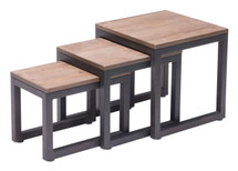 Civic Center Nesting Tables By Zuo Era